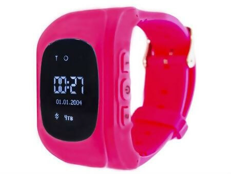 gps watch for littles