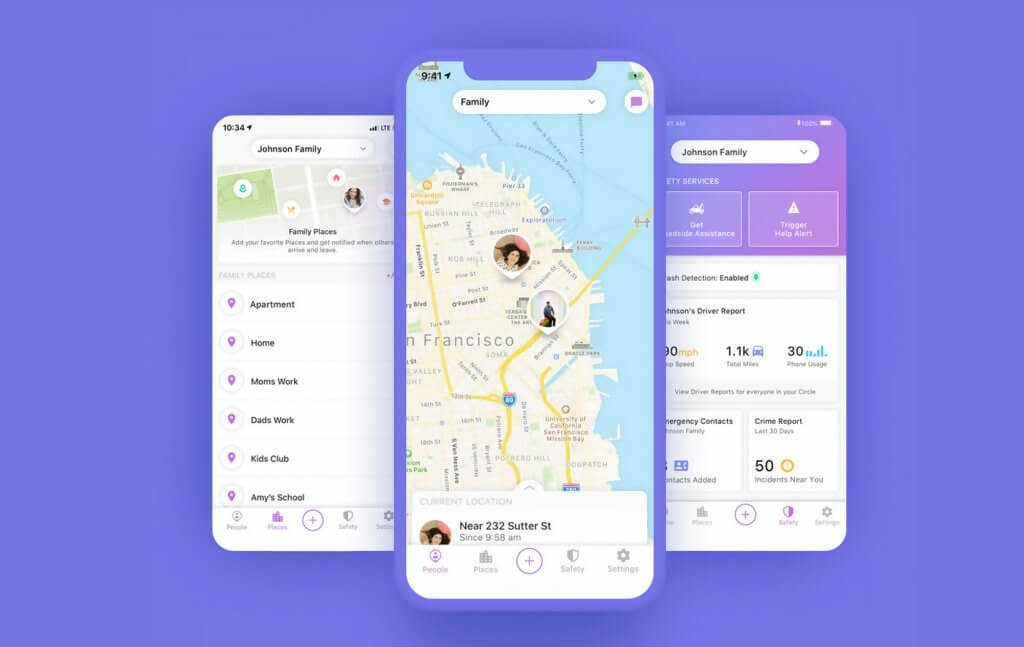 Life360 Tracking App